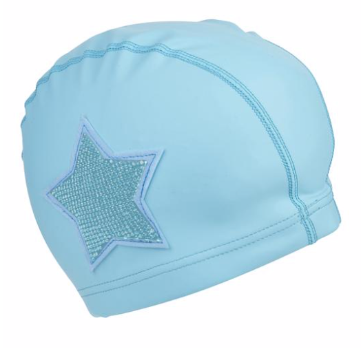Lagoon Star Swim Cap
