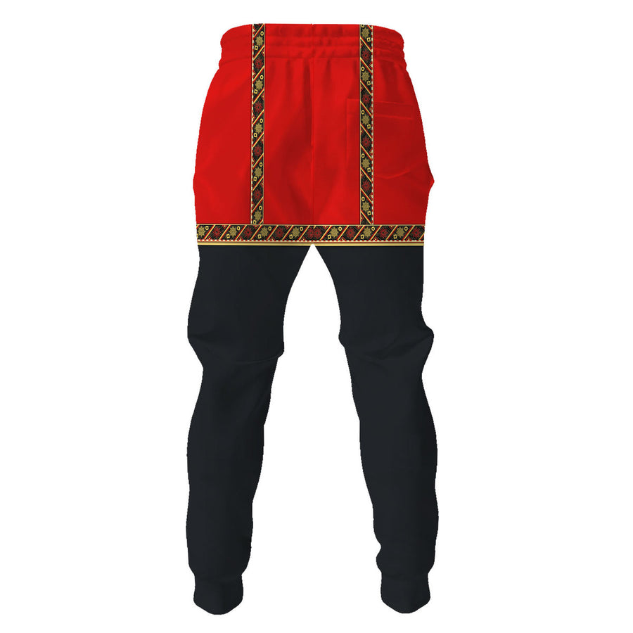 Traditional Russian Men Costumes