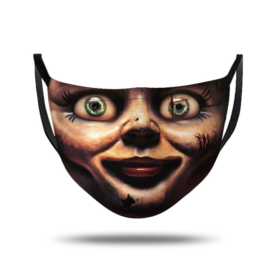 Annabelle Face Mask