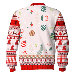 Couple Christmas Ugly Sweater
