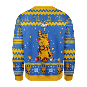 I Am Inevitable Ugly Sweater