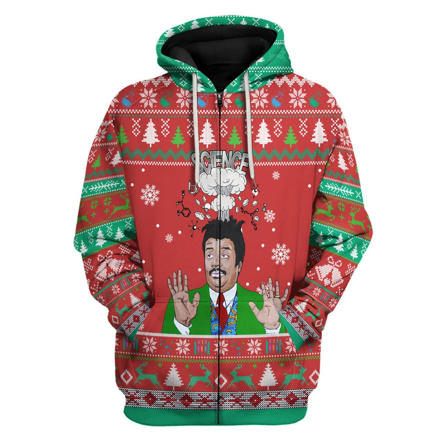Neil Degrasse Tyson Science Big Bang Christmas