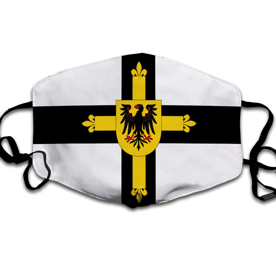 Teutonic Knights Face Mask