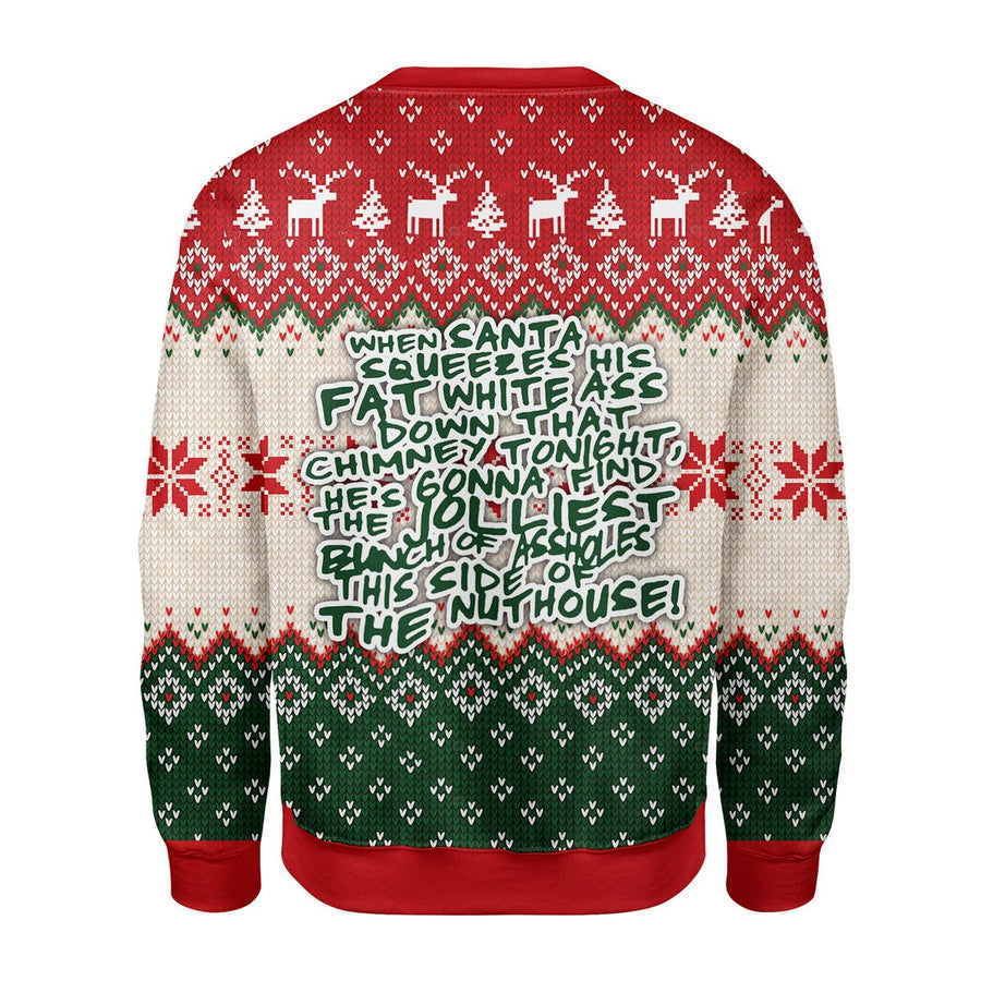 National Lampoon's Ugly Christmas Sweater