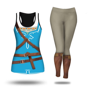 Breath Of The Wild Tank And Leggings Qm473