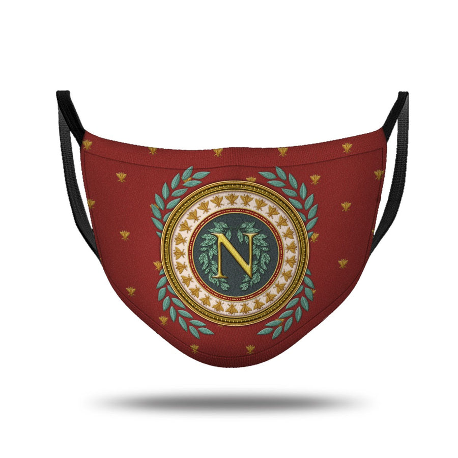 Napoleon Bonaparte Face Mask