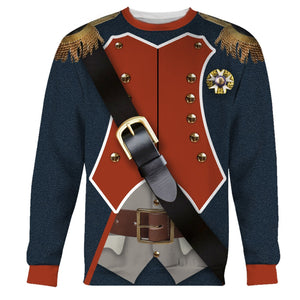 Napoleon Infantryman Long Sleeves / S Co1102001