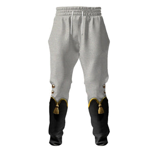 Napoleon Infantryman Sweatpants / S Co1102001