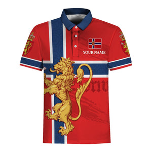 Coat of arms of Norway Polo Shirt