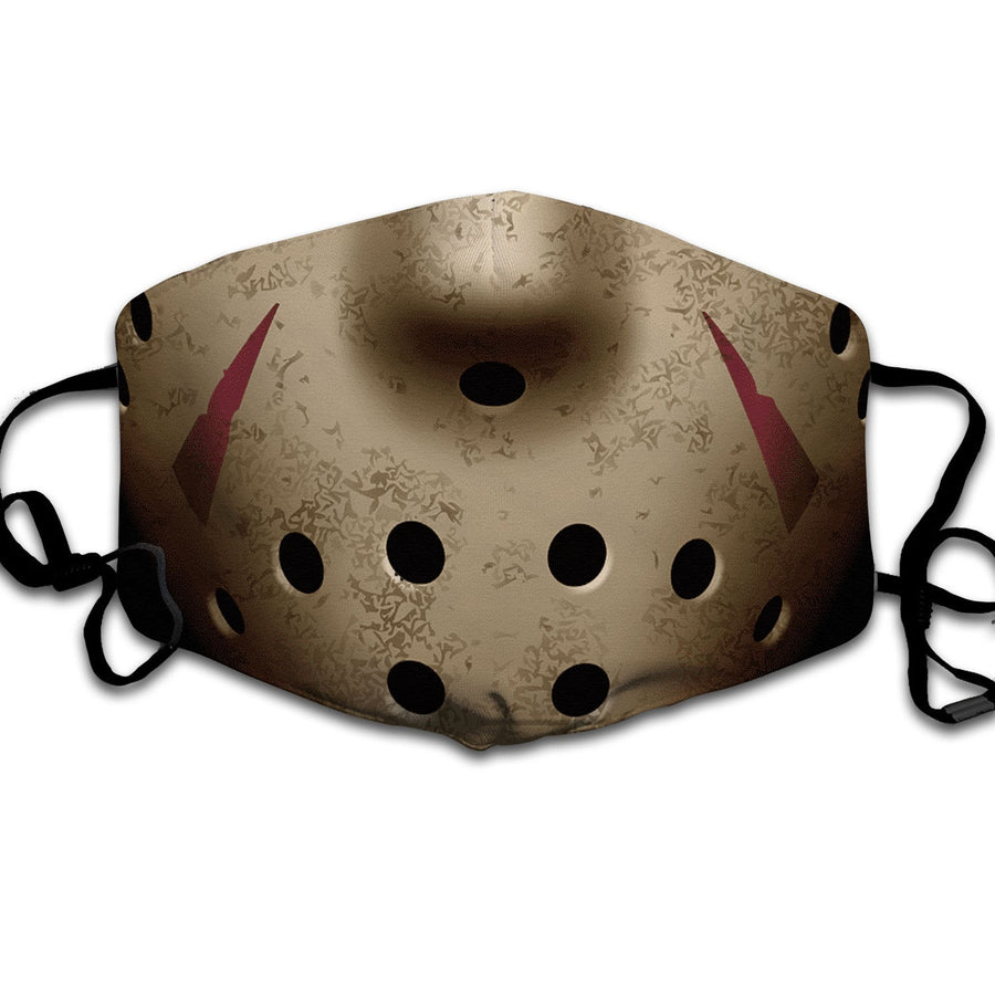 Jason Vorhees Face Mask