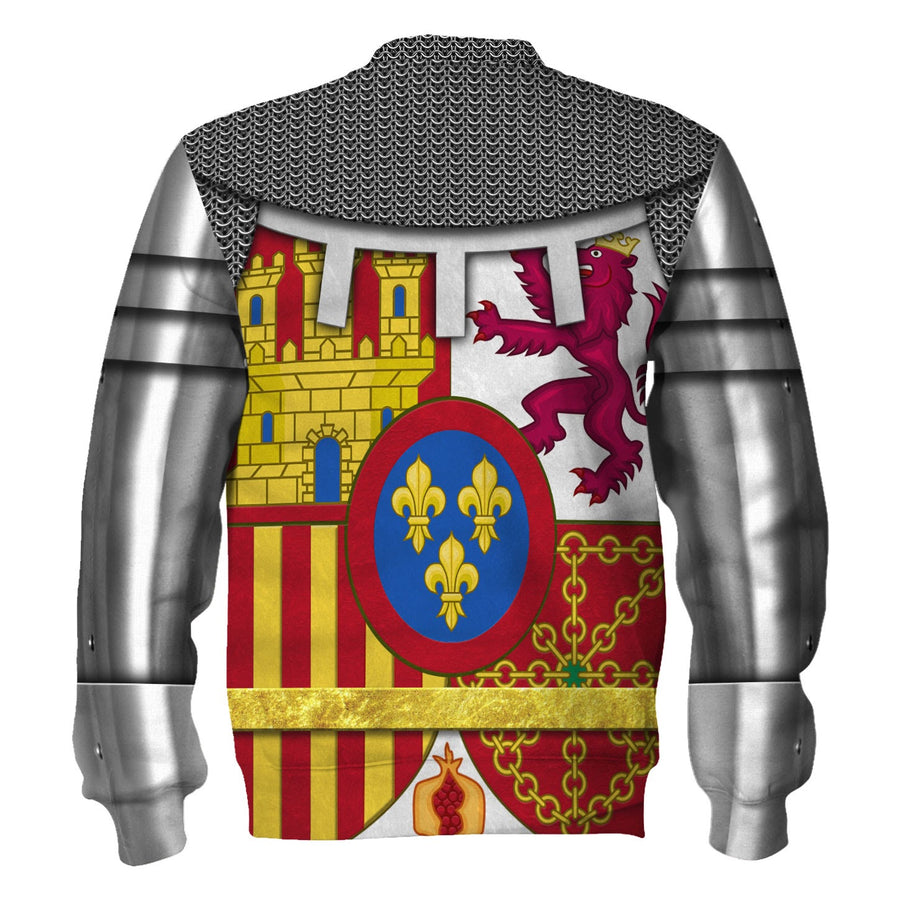 QM874 Coat Of Arms Of Spain