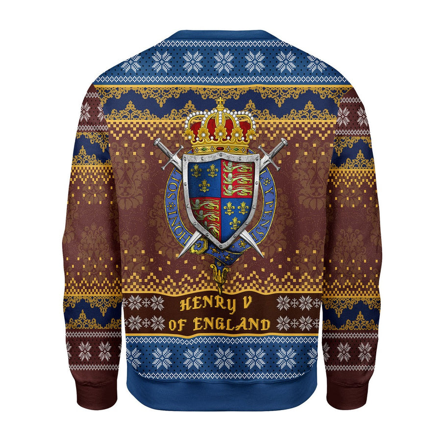 Henry V Ugly Sweater
