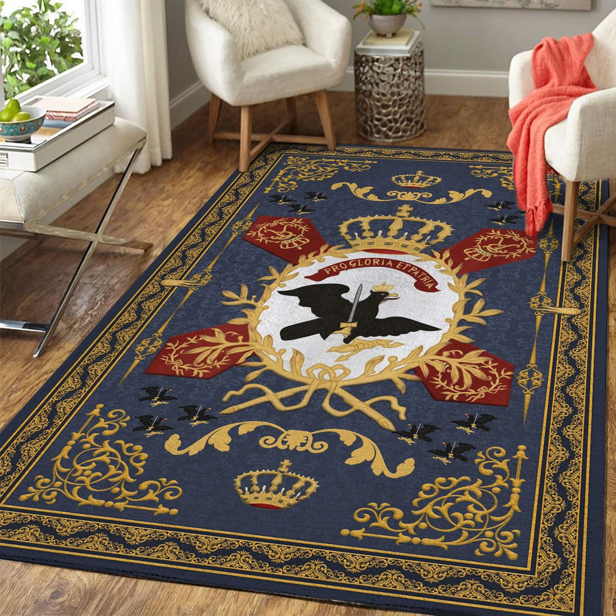 Flag Prussian Army Rug