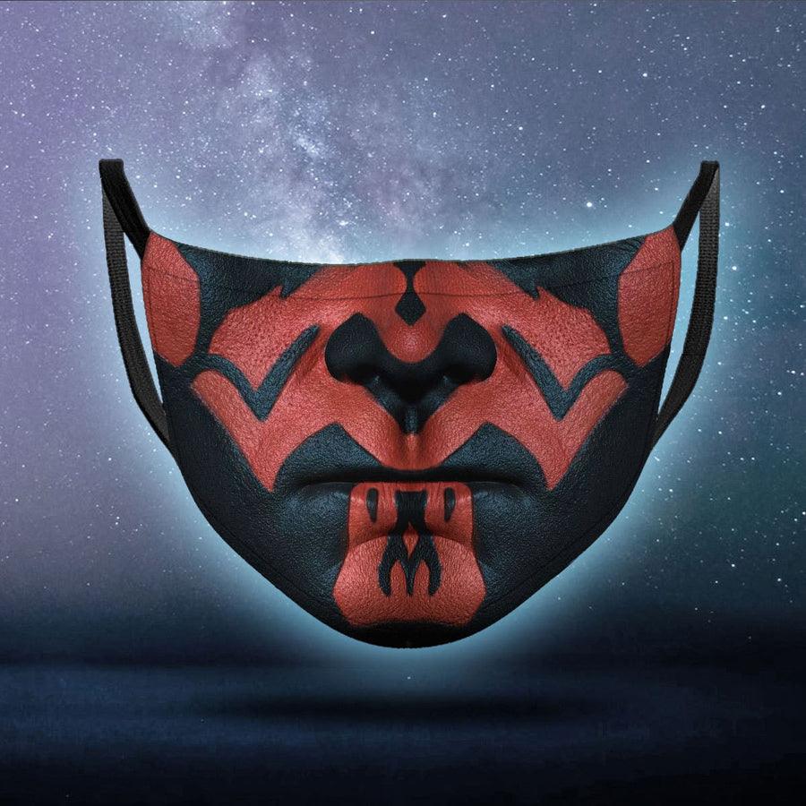 Darth Maul Face Mask