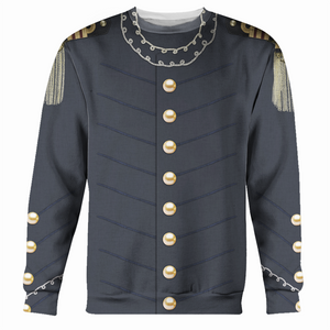 Andrew Jacksons Uniform Coat Long Sleeves / S President002