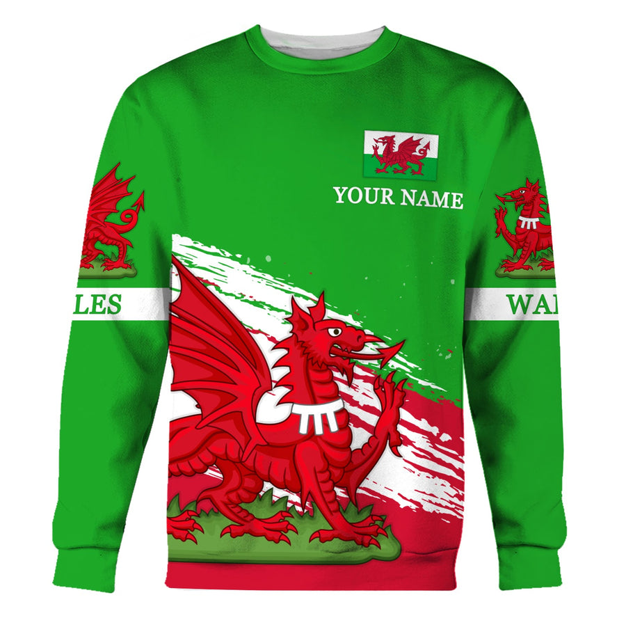 Wales Custome Name