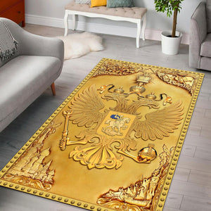 Russian Coat Of Arms Rug