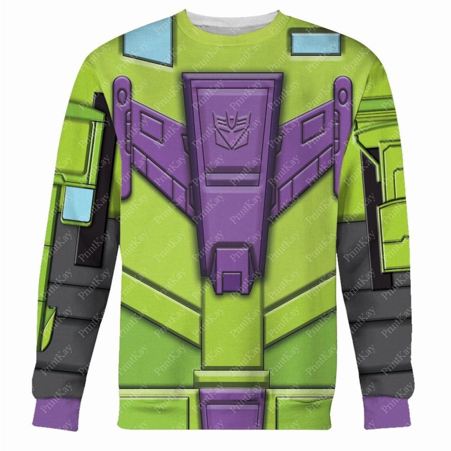 Devastator G1 Long Sleeves / S Qm16