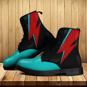 Ziggy Star David Bowie Boots