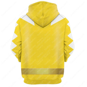 Dino Thunder Yellow Qm113