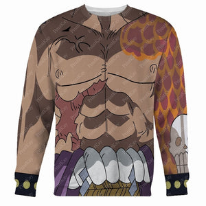 Kaido Long Sleeves / S Qm156