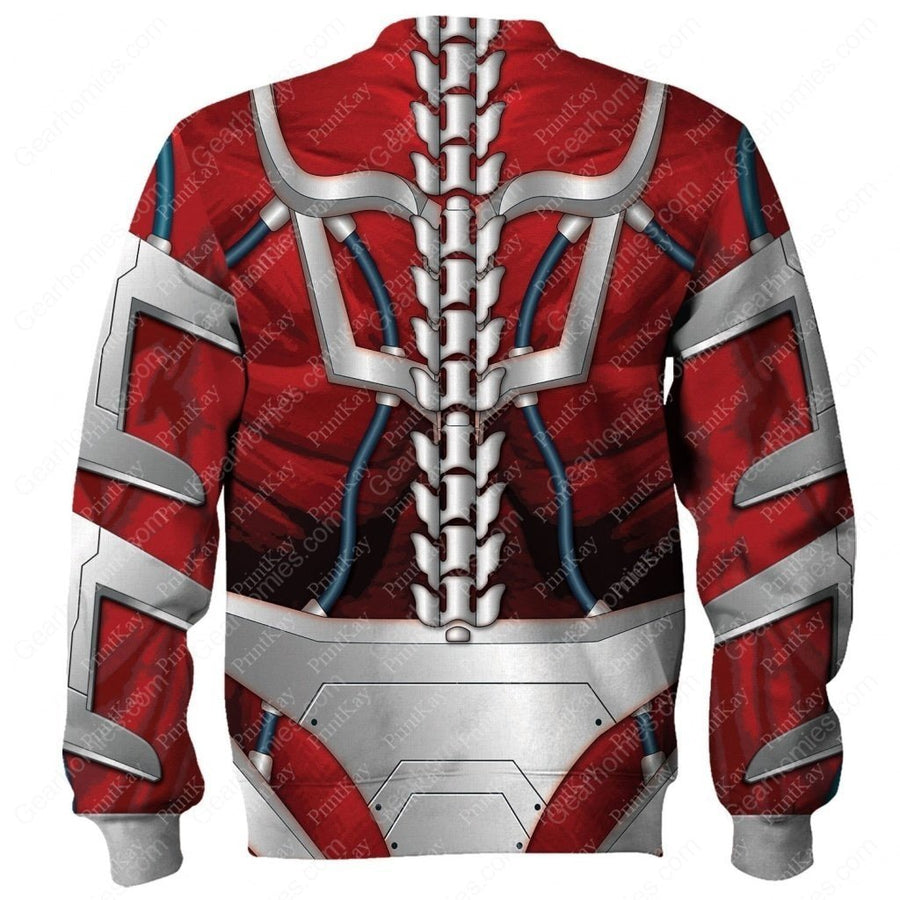 Lord Zedd Villain Sweatpants / S Qm81T