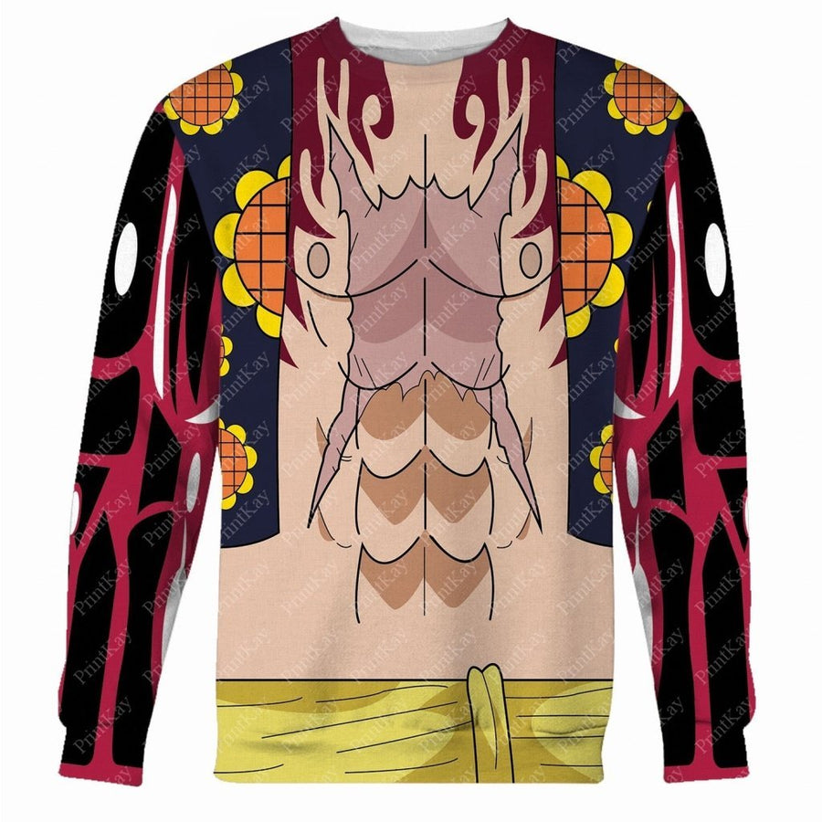 Luffy Gear 4 Long Sleeves / S Lb25