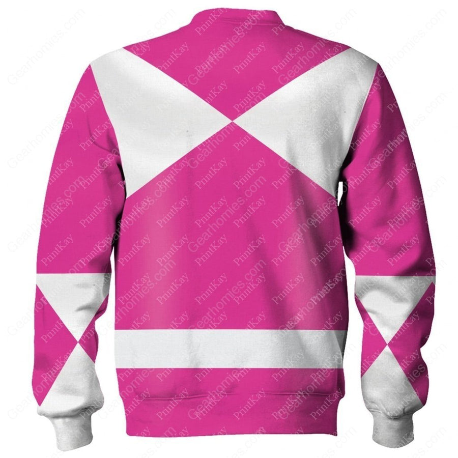 Pink Mighty Morphin Qm43