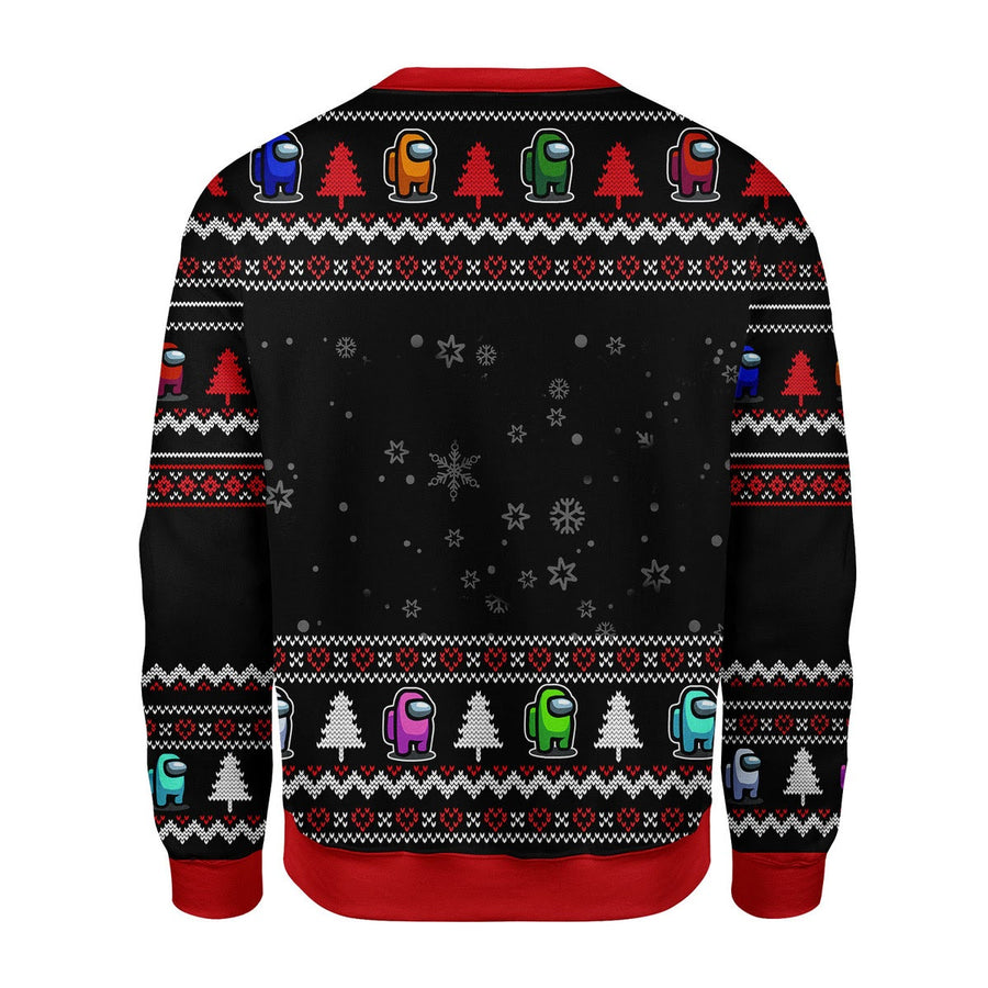 Among Us Ugly Sweater