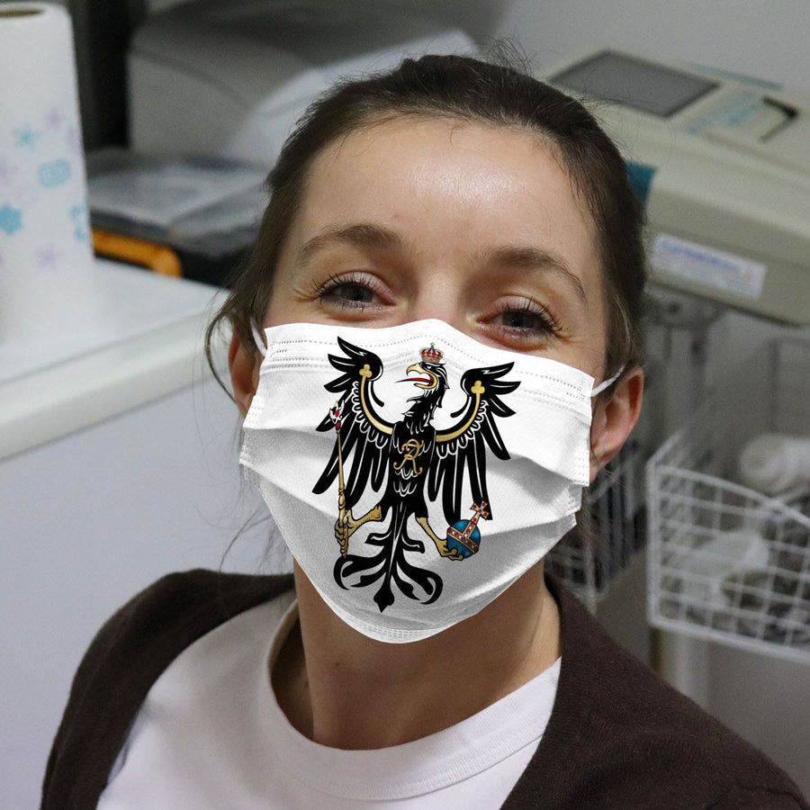 Prussia Face Mask