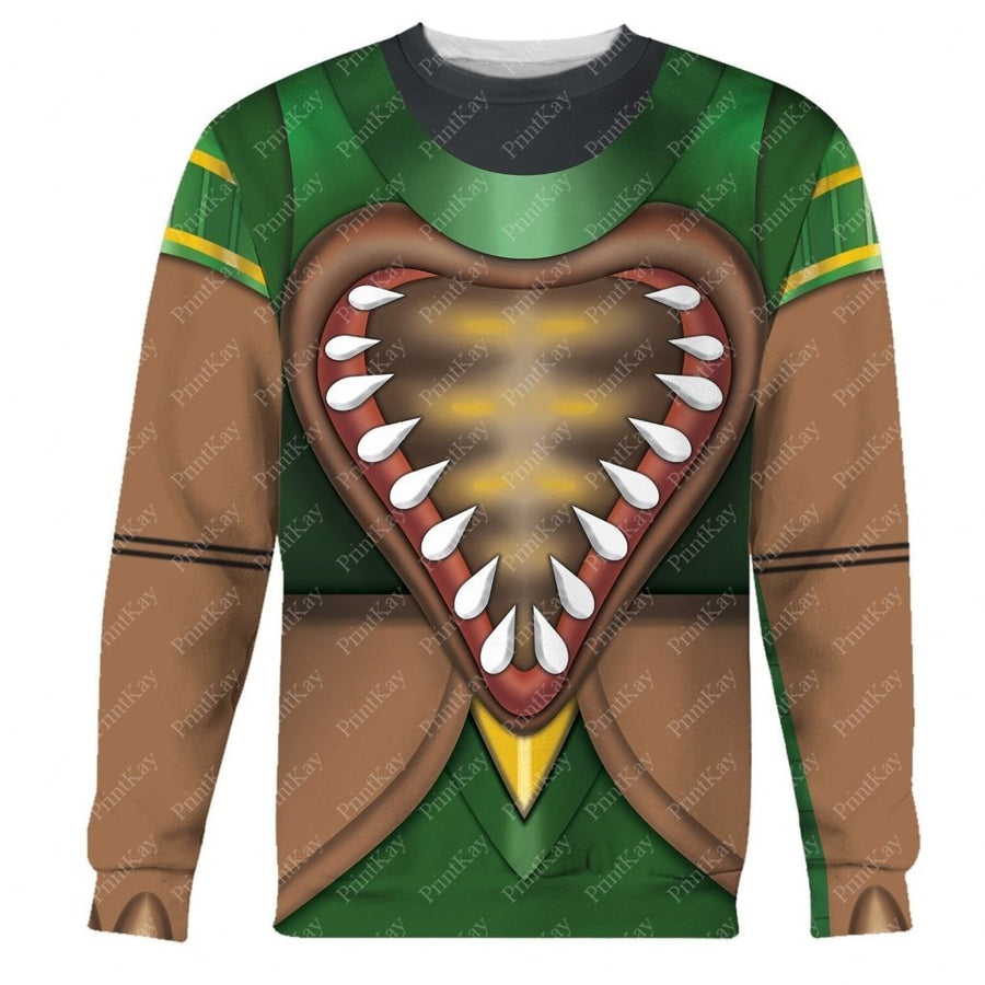Rhinox Beast Wars Transformers Long Sleeves / S Qm29