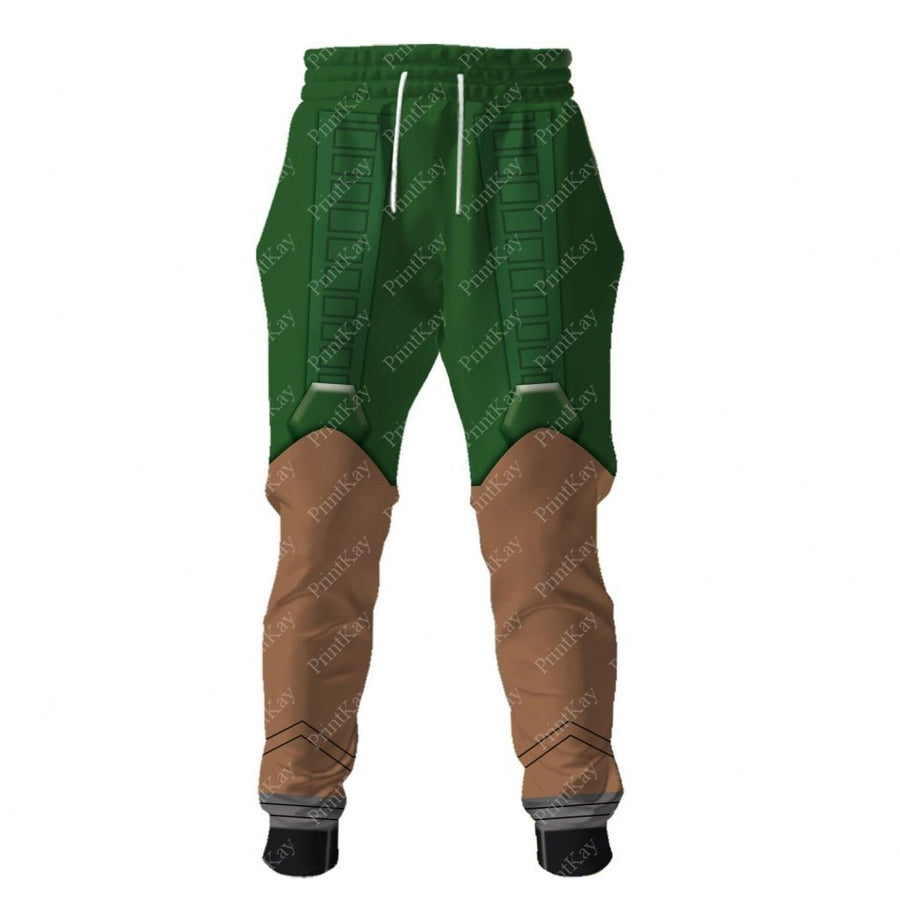 Rhinox Beast Wars Transformers Sweatpants / S Qm29