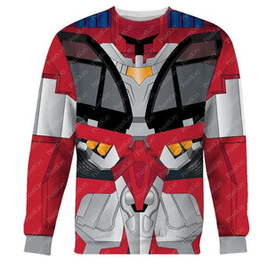 Sentinel Prime Long Sleeves / S Qm9004