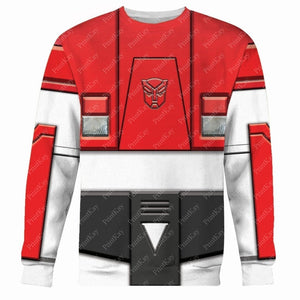 Sideswipe Transformers Long Sleeves / S Qm65