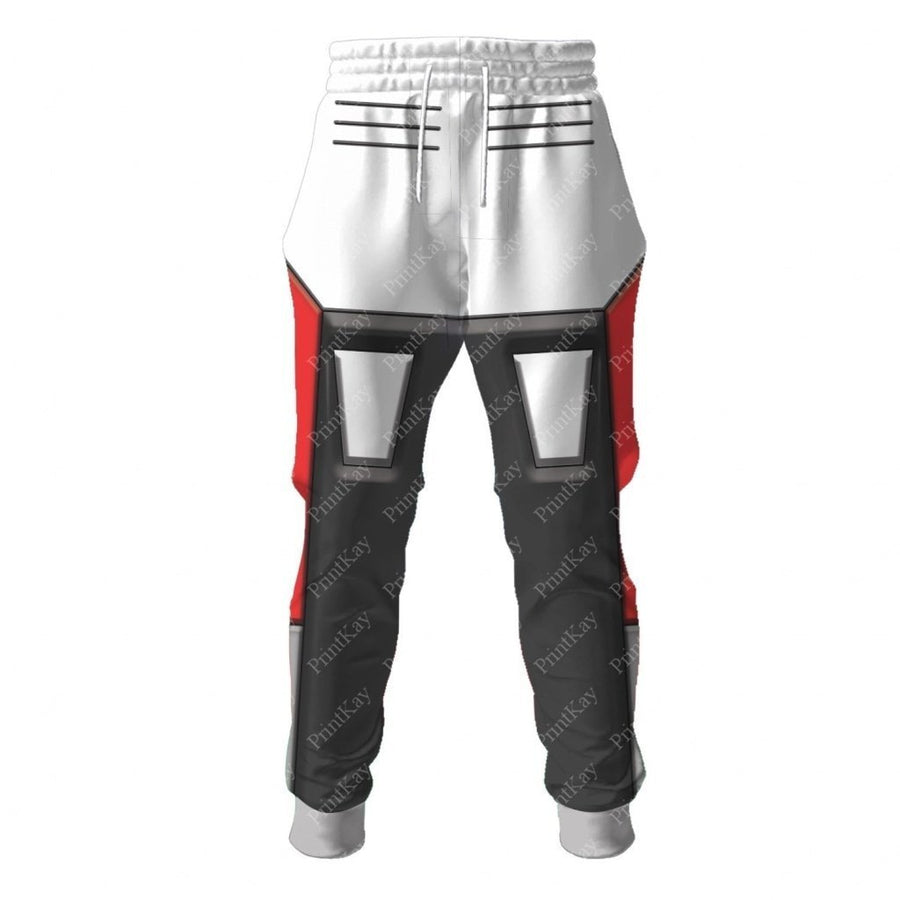 Sideswipe Transformers Sweatpants / S Qm65