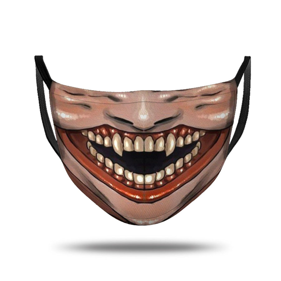 The Fiend face mask (trending on twister)