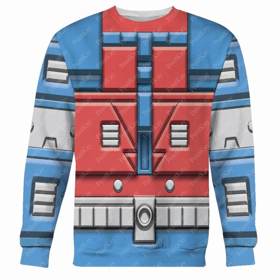 Ultra Magnus Long Sleeves / S Qm10004