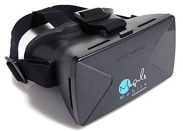 Moguls Mobile Universal Smartphone Virtual Reality 3D VR Headset