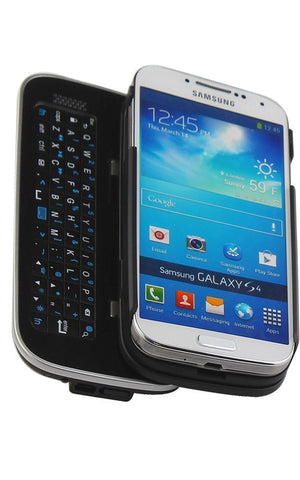 Moguls Mobile Samsung Galaxy S4 Bluetooth Qwerty Keyboard Case