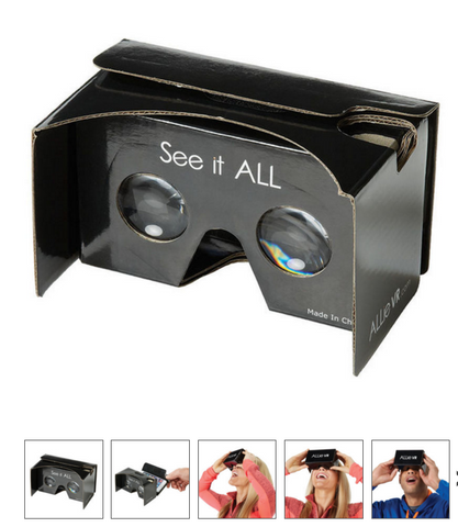 Allie VR Cardboard VR Headset