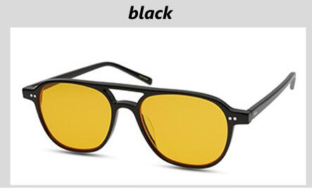New Fashion UV400 Women Sunglasses Night Vision Driving Glasses With Box Size 57-17-145mm