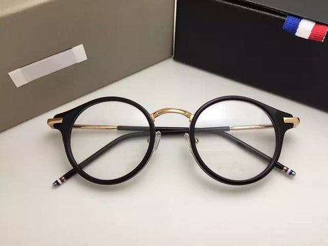Thom Round prescription Eyeglasses Frames Men And Women Fashion reading Glasses Computer Optical Frame TB807 With Original Box