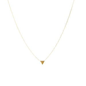 MyJulz - Floating Necklace Triangle