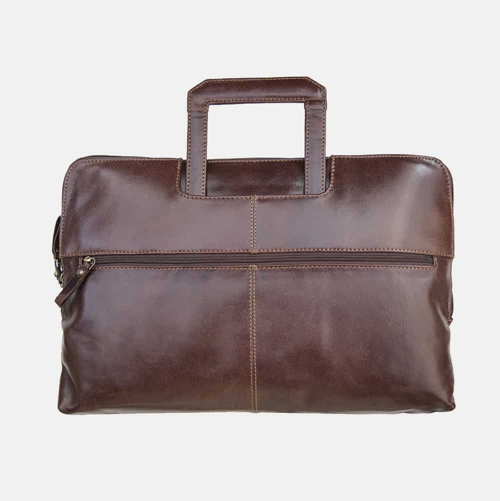 Looking for Men's Business Bags? Here's Why Leather is the Superior Choice Prime Hide Leather