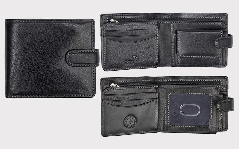 Prime Hide Cruz Men's Leather Bags and Wallets Prime Hide Leather