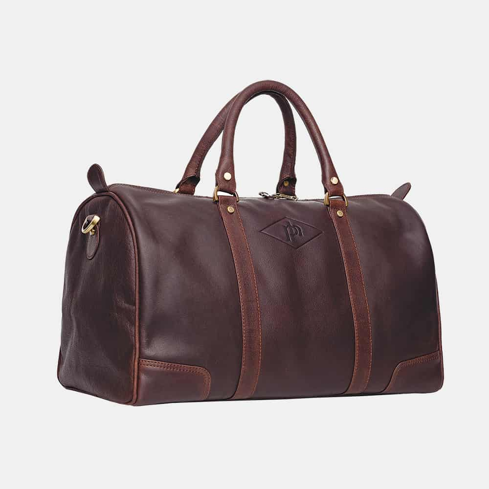 Ladies Leather Holdalls That Match Your Lifestyle Prime Hide Leather