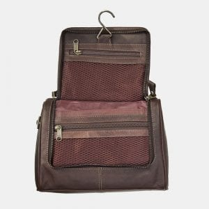 Finding The Right Leather Washbag For Your Holiday Prime Hide Leather