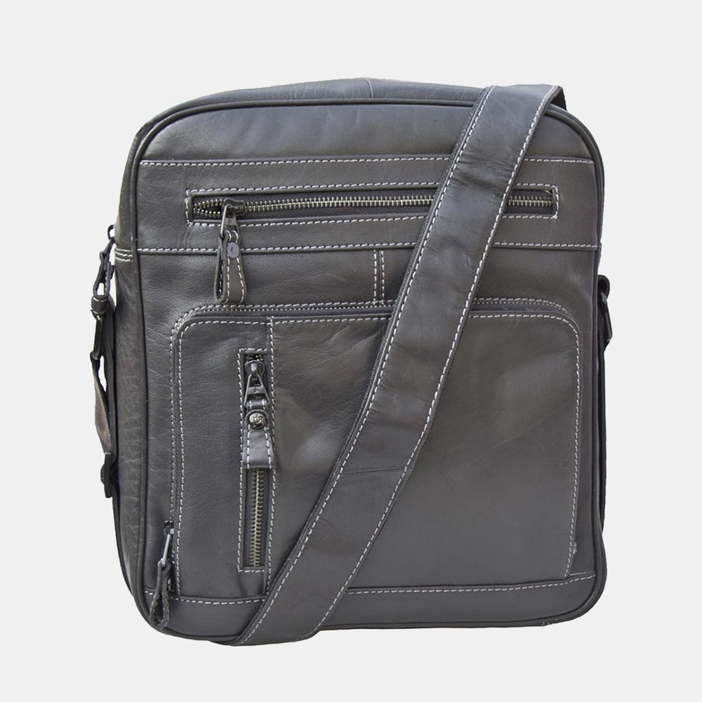 Journey in Style With a Leather Flight Bag Prime Hide Leather