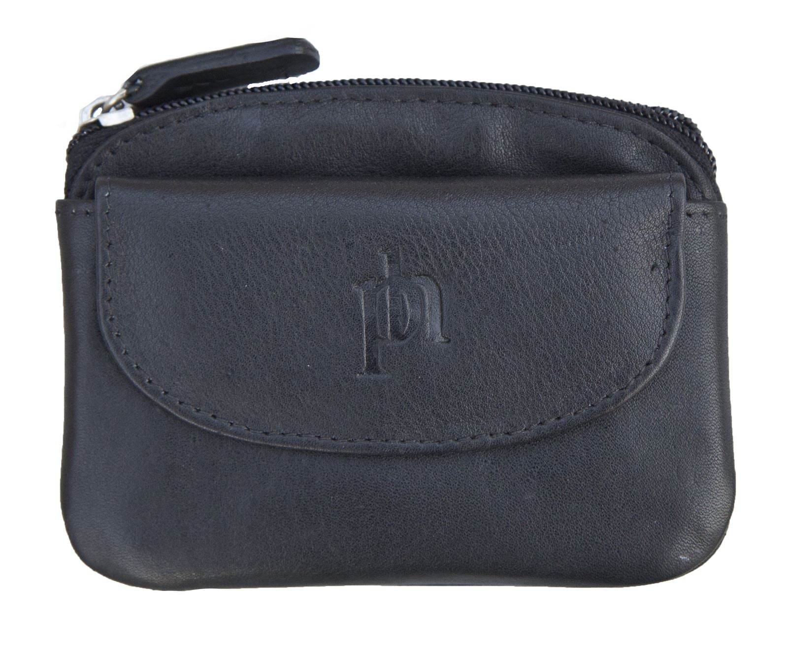 Mini Leather Change Pouch - 761
