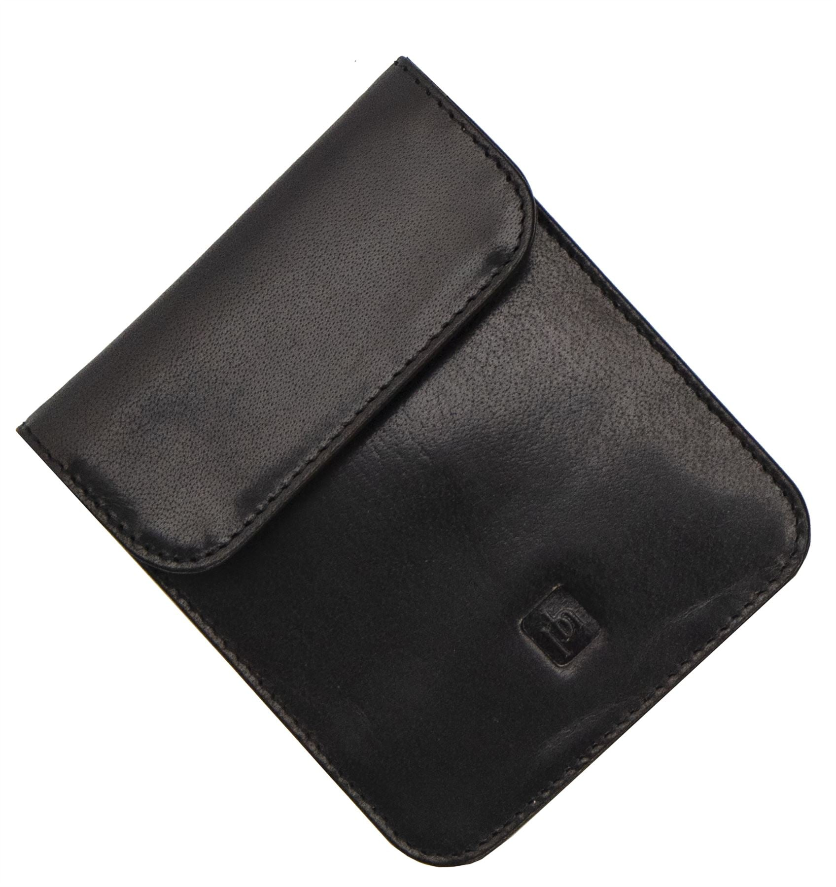 Leather Key Pouch - 4829